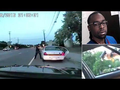 Officer Asks, 'How Are You?' Moments Before Fatally Shooting Philando Castile