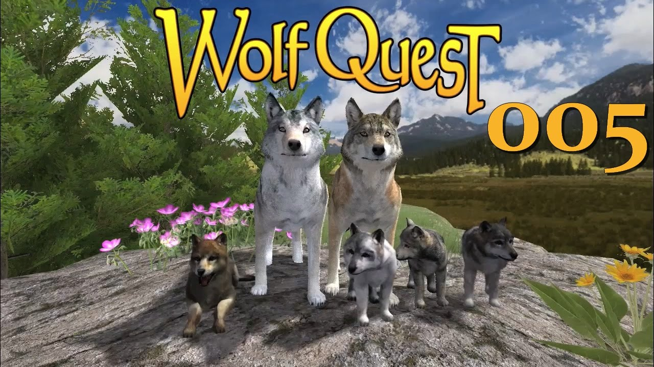 Wolf Quest Play Now