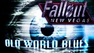 FALLOUT: NEW VEGAS Old World Blues All Cutscenes (Game Movie) PC 1080p 60FPS