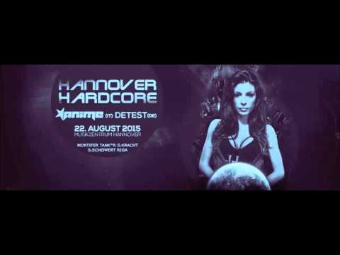 AniMe @ Hannover Hardcore 22.08.2015