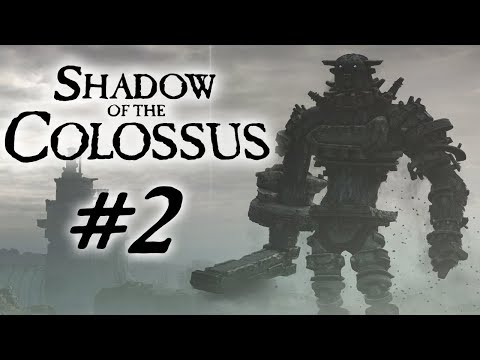 Super Best Friends Play Shadow of the Colossus (Part 02)