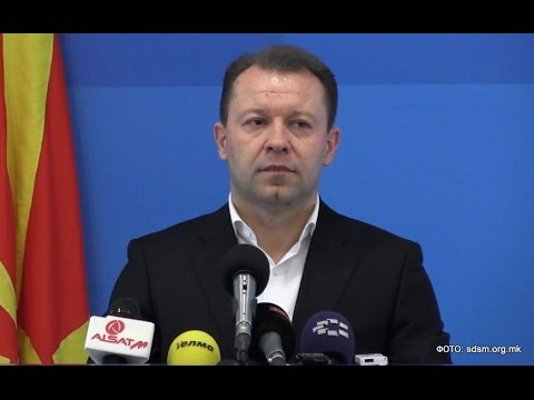 Не проветрувајте не е мерка, Трајановски и власта игра�...