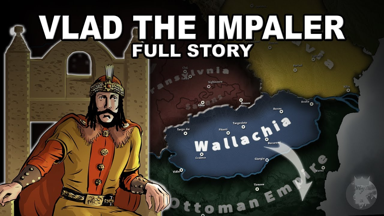 Download Story of Vlad The Impaler - All parts