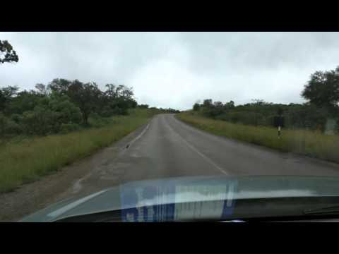 Travel by car in Zimbabwe