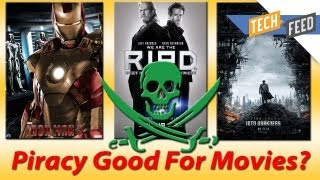 Is Piracy Actually Good For Movie Sales?