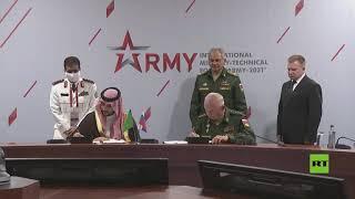شويغو يستقبل نائب وزير الدفاع السعودي.. وتوقيع اتفاقية حول التعاون العسكري الروسي السعودي
