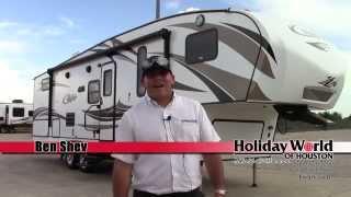 New 2015 Keystone Cougar 28 RDB Fifth Wheel RV - Holiday World of Houston & Dallas