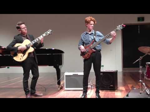 Sam Watts - First VCASS Performance (with James Sherlock) - May 2016