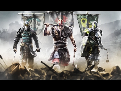 For Honor Full Movie All Cutscenes