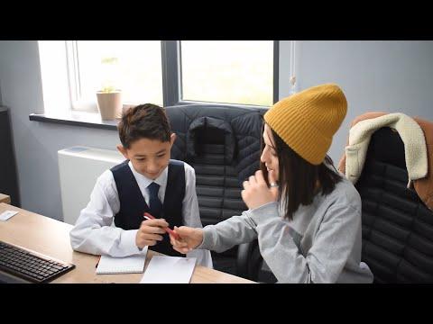 Один из самых молодых программистов в Узбекистане - Мухаммадюсуф