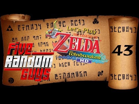Let's Play The Wind Waker HD: Episode Forty-Three: Trading Junk