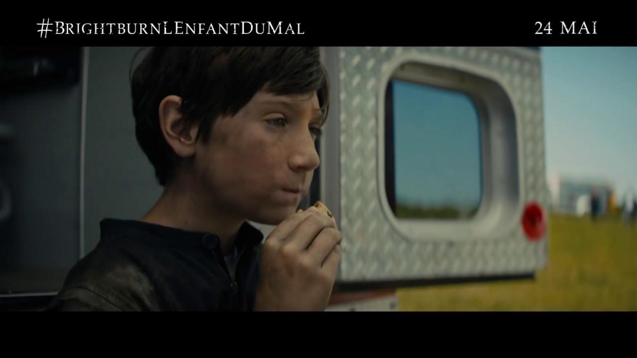 "BRIGHTBURN L'ENFANT DUL MAL: ""Revoir final"""