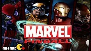Marvel Super Heroes: Marvel Pinball - Marvel Avengers