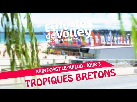 2017 - Tropiques Bretons à Saint-Cast-Le-Guildo - Estivales de Volley