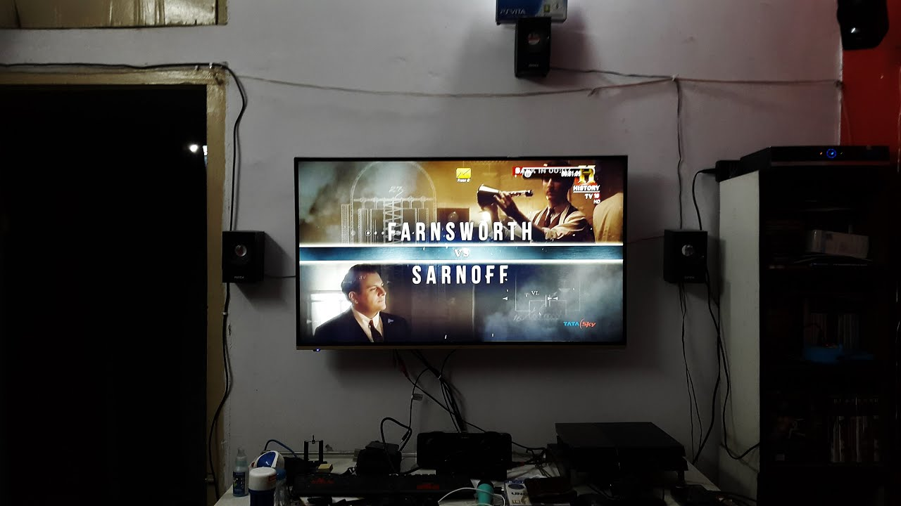Vu 43inch Ips Led Tv Sayan Mitra With Updated Purchase