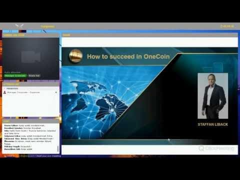 Staffan Liback   a Network és a OneCoin ereje