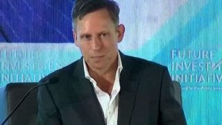 Peter Thiel: I would bet on investment in places outside of Silicon Valley