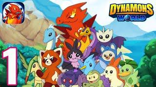 Dynamons World - Gameplay Walkthrough – Part 1 (iOS, Android) screenshot 2