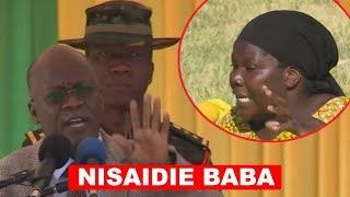 ITAKULIZA..!! Mama Amsimulia RAIS MAGUFULI Mwanae Alivyolawitiwa
