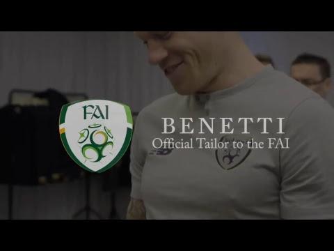 Jason McAteer and Stephen Hunt on Ireland's Playoff chances