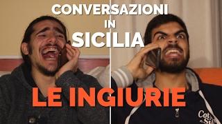 Conversazioni in Sicilia - Le Ingiurie