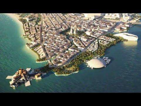 Saadiyat Abu Dhabi Flyover