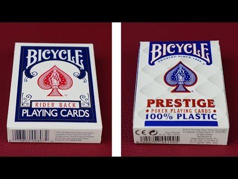 ПЛАСТИКОВЫЕ КАРТЫ Vs БУМАЖНЫЕ КАРТЫ