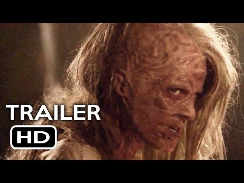 Blackburn Official Trailer #1 (2016) Calum Worthy, Emilie Ullerup Horror Movie HD