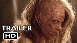 Blackburn Official Trailer 1 2016 Calum Worthy Emilie Ullerup Horror Movie HD