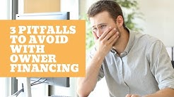 3 Pitfalls to Avoid with Owner Financing - Commercial Real Estate Investing Training