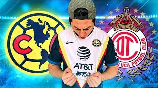 ¡LO DE SIEMPRE...GANÓ EL AMERICA! Reacciones America 2-0 Toluca Copa GNP