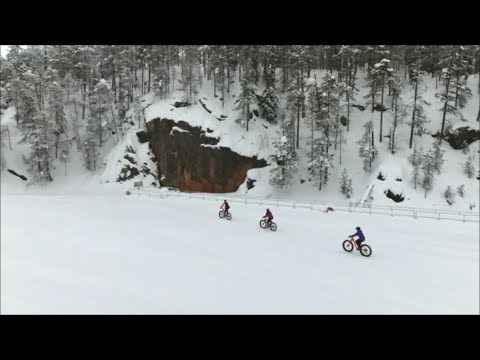 Winter Fatbike Trip at Ruka Kuusamo - YouTube 3800e0eb73c