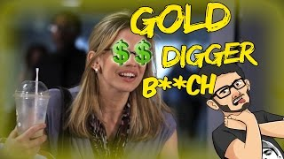 GOLD DIGGER PRANKS THE MONEY MAKING MACHINE OF YOUTUBE
