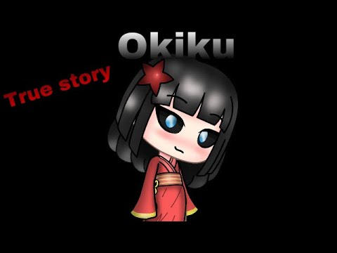 The mystery of the Japanese Okiku doll ( Gacha life )
