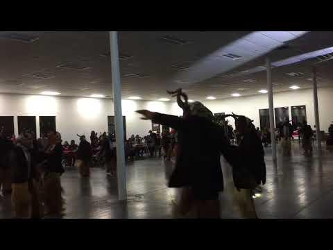 Danza de los Diablos en Vista California