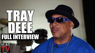 Tray Deee on 2Pac, Keefe D, Tekashi, Vlad Getting Ripped Off (Full Interview)