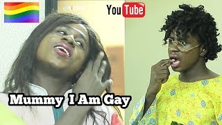 I Am Gay In An African Home | MC SHEM COMEDIAN | African Comedy