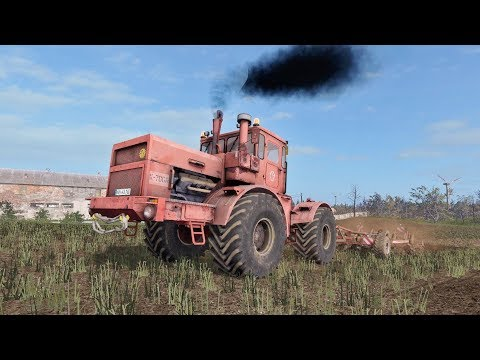 Farming Simulator 17 Kirovets K 700A | Extreme Work Sound