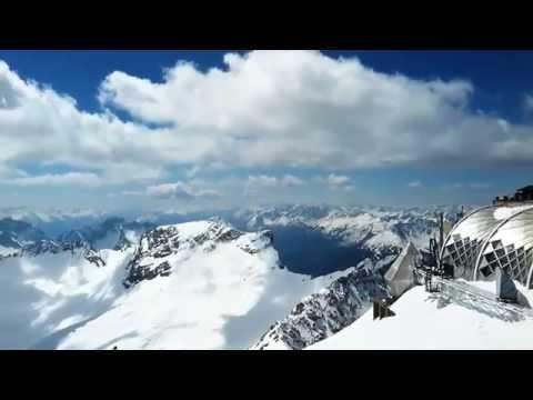Zugspitze und Walchensee 2015