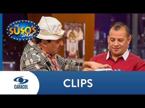 César Corredor También Es Chofer De Bus | Caracol TV