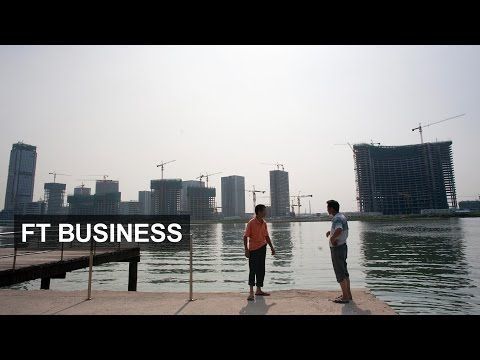 Concerns grow over China's property market