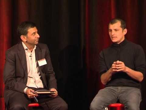 Top Asian Entrepreneurs in NZ: Tarun Kanji interviews Derek Handley