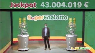 SuperEnalotto - Estrazione e risultati 26/05/2020