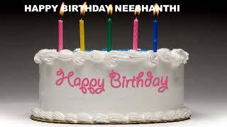 Neeshanthi - Cakes Pasteles_201 - Happy Birthday