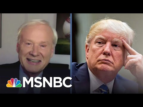 Chris Matthews Isn't Sure If Trump Is 'Just A Liar Or If He's Nuts'