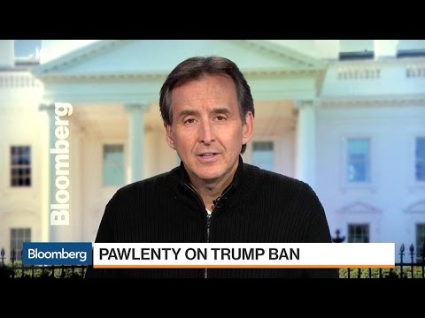 Tim Pawlenty on Trump Ban: Not a Permanent Moratorium