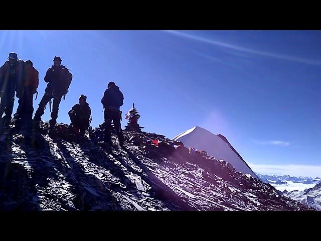 #Summit #point #Mt #Lady #of #Keylong 6,061 mtr.