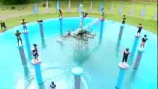 Wipe out   أكبر برنامج مسابقات رياضية   قريباً على  MBCMASR لكل أهل مصر