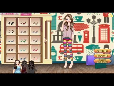 London Girls - Girl Games - Mobile Apps