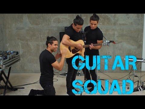 3 guys, 1 guitar! | steven spence